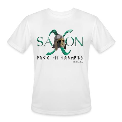 Saxon Pride - Men's Moisture Wicking Performance T-Shirt