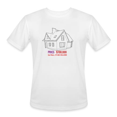 Fannie & Freddie Joke - Men's Moisture Wicking Performance T-Shirt