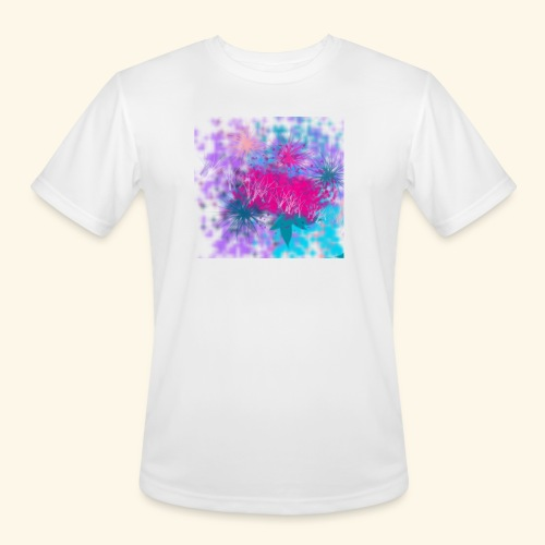 Abstract - Men's Moisture Wicking Performance T-Shirt