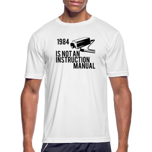 1984 - Men's Moisture Wicking Performance T-Shirt