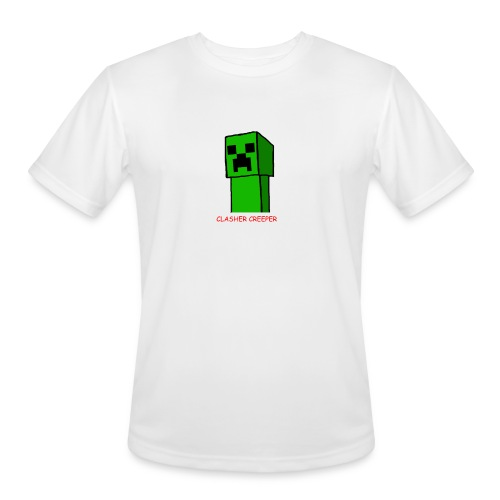 It's just Clasher Creeper - Men's Moisture Wicking Performance T-Shirt
