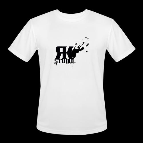 RKStudio Black Version - Men's Moisture Wicking Performance T-Shirt