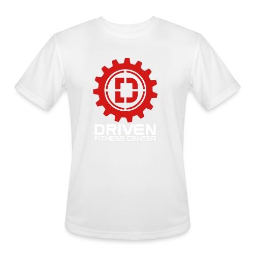 Stacked Logo - Men's Moisture Wicking Performance T-Shirt