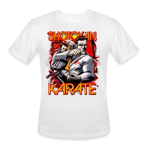 Shotokan Karate - Men's Moisture Wicking Performance T-Shirt