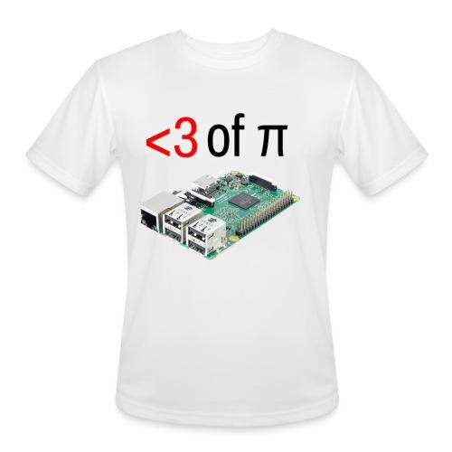 Life of Raspberry Pi 2 - Men's Moisture Wicking Performance T-Shirt