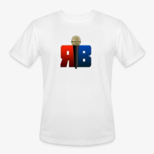 RubikBBX Logo - Men's Moisture Wicking Performance T-Shirt