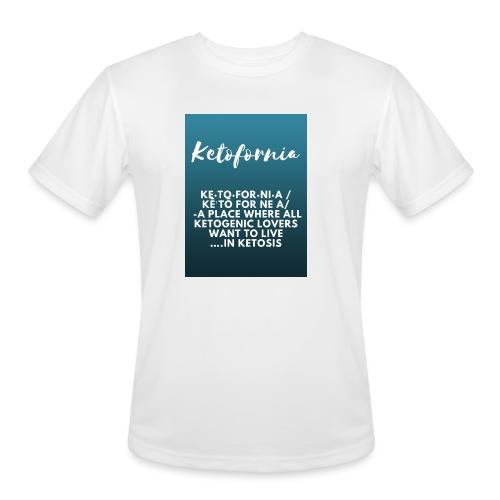 Ketofornia - Men's Moisture Wicking Performance T-Shirt