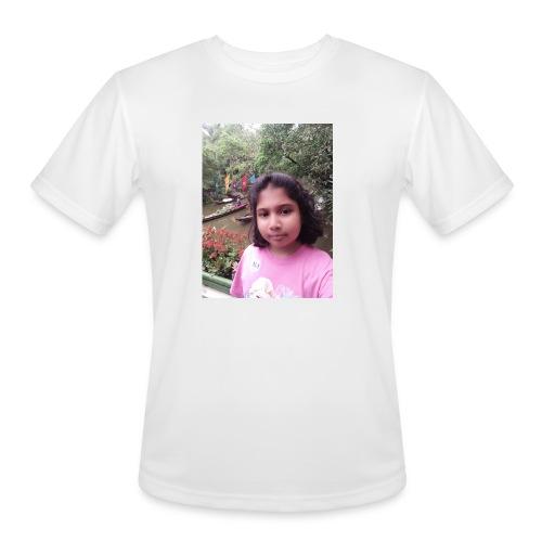 Tanisha - Men's Moisture Wicking Performance T-Shirt