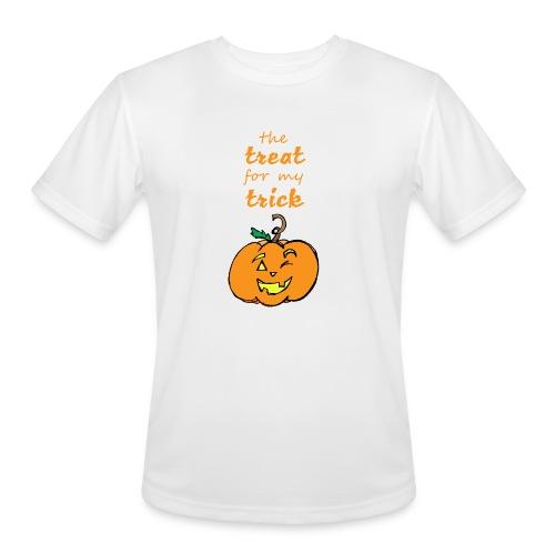 Trick or Treat Maternity - Men's Moisture Wicking Performance T-Shirt