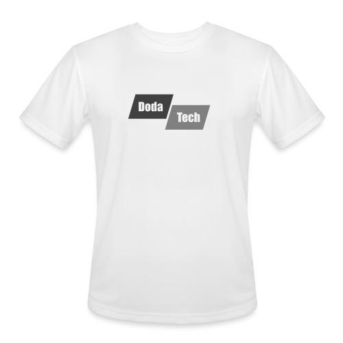 DodaTech Logo - Men's Moisture Wicking Performance T-Shirt