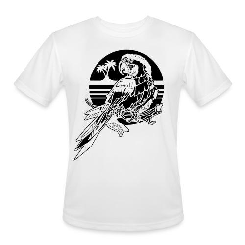 Tropical Parrot - Men's Moisture Wicking Performance T-Shirt