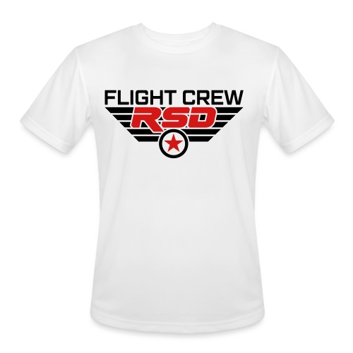 RSD Flight Crew - Men's Moisture Wicking Performance T-Shirt