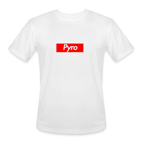 pyrologoformerch - Men's Moisture Wicking Performance T-Shirt