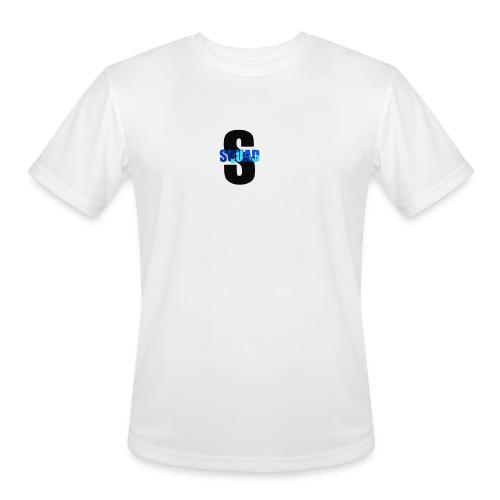 CAMO STROMEDY SQUAD LOGO - Men's Moisture Wicking Performance T-Shirt