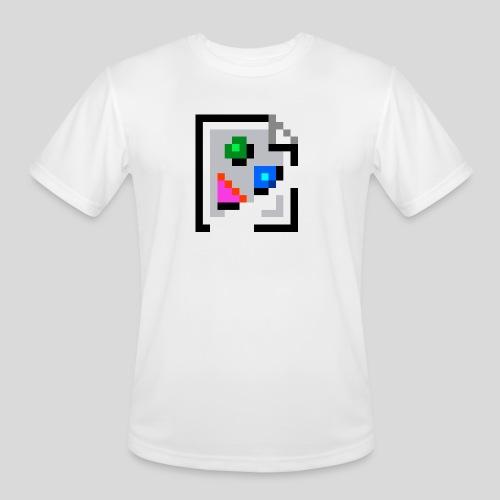Broken Graphic / Missing image icon Mug - Men's Moisture Wicking Performance T-Shirt