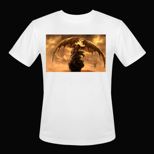Dragon féroce - Men's Moisture Wicking Performance T-Shirt