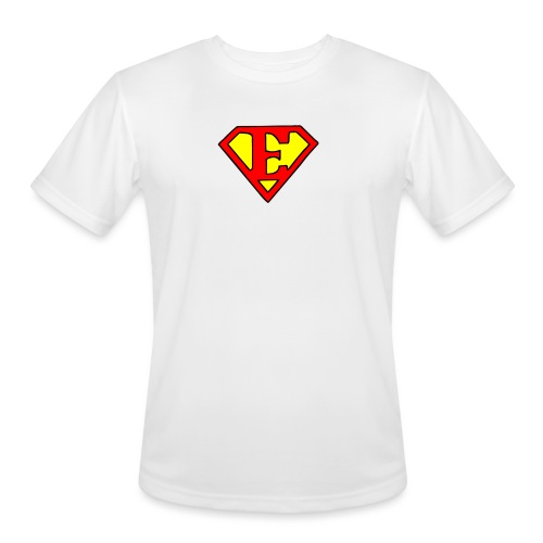 super E - Men's Moisture Wicking Performance T-Shirt