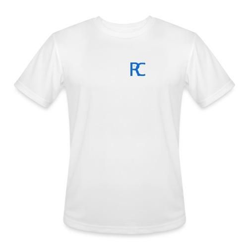 Blu REACH - Men's Moisture Wicking Performance T-Shirt