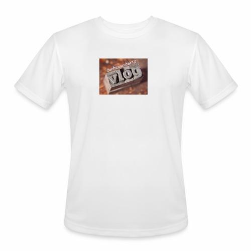 Vlog - Men's Moisture Wicking Performance T-Shirt