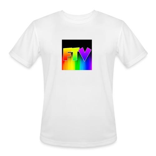 Other Rainbow Option - Men's Moisture Wicking Performance T-Shirt