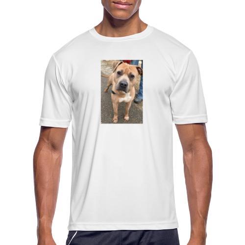 Brute Pup - Men's Moisture Wicking Performance T-Shirt