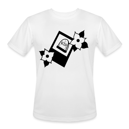 R.I.P Black - Men's Moisture Wicking Performance T-Shirt