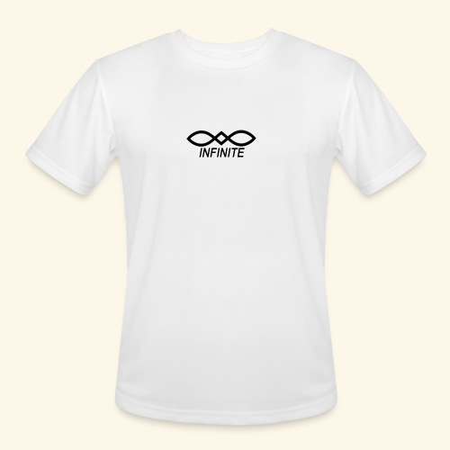 INFINITE - Men's Moisture Wicking Performance T-Shirt