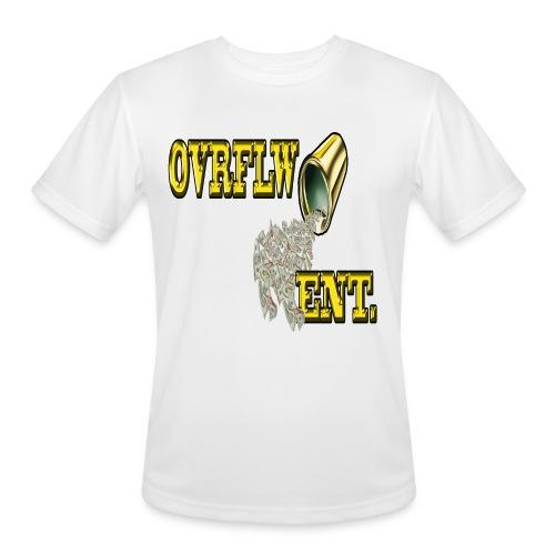 OVRFLW - Men's Moisture Wicking Performance T-Shirt