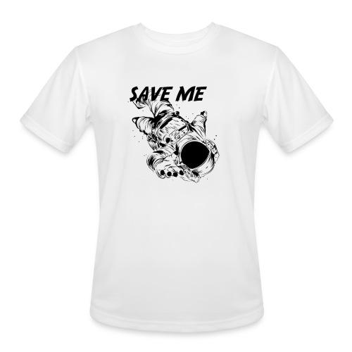 Spacer - Men's Moisture Wicking Performance T-Shirt