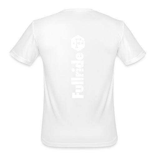Grind Hard Shine Bright Front - Men's Moisture Wicking Performance T-Shirt