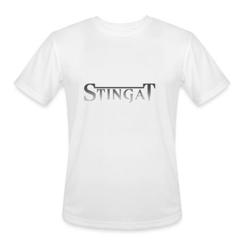 Stinga T LOGO - Men's Moisture Wicking Performance T-Shirt