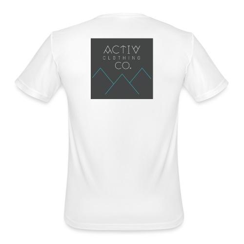 Activ Clothing - Men's Moisture Wicking Performance T-Shirt