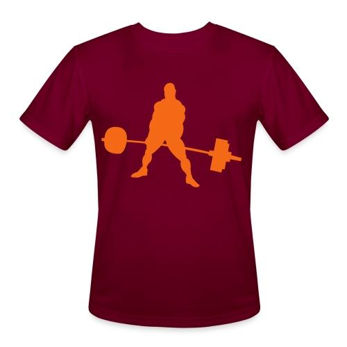 Powerlifting - Men's Moisture Wicking Performance T-Shirt