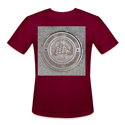 Sewer Tee - Men's Moisture Wicking Performance T-Shirt
