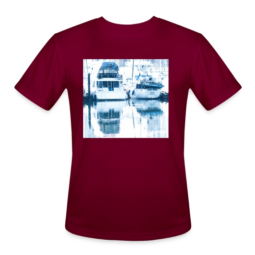 December boats - Men's Moisture Wicking Performance T-Shirt