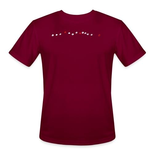 Bear McCreary: Thirteen Notes - Men's Moisture Wicking Performance T-Shirt