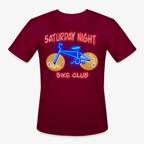 Saturday Night Bike Club - Men's Moisture Wicking Performance T-Shirt