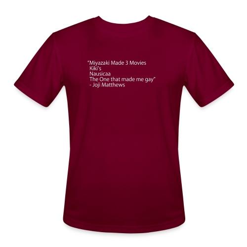 Miyazaki Movies - Men's Moisture Wicking Performance T-Shirt