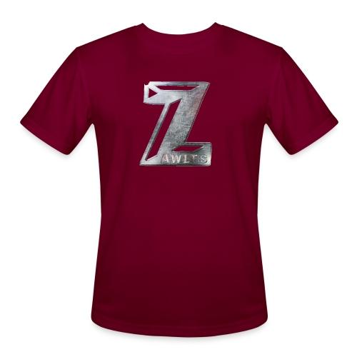 Zawles - metal logo - Men's Moisture Wicking Performance T-Shirt