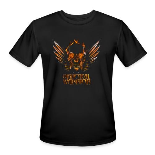 Diabetical Warrior - Men's Moisture Wicking Performance T-Shirt