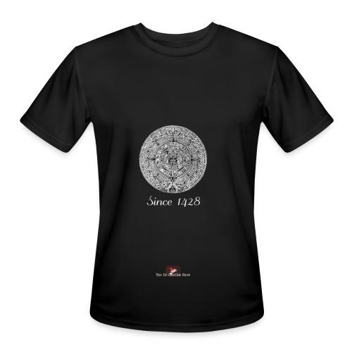 Since 1428 Aztec Design! - Men's Moisture Wicking Performance T-Shirt