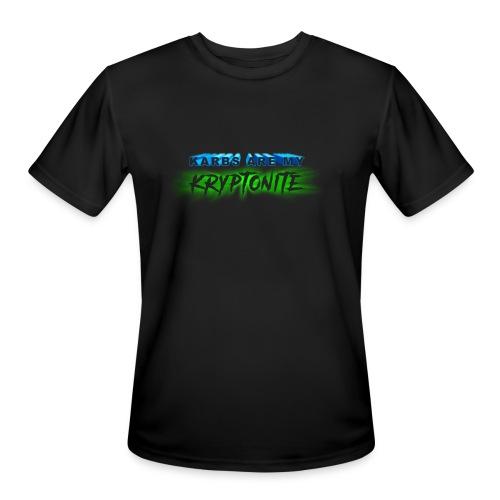 Karbs Are My Kryptonite - Men's Moisture Wicking Performance T-Shirt