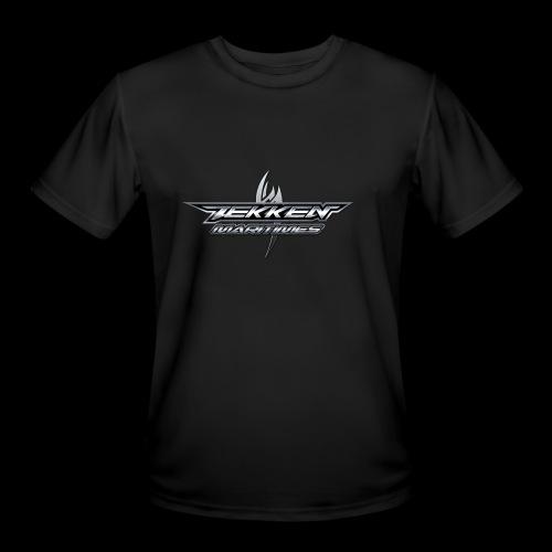 Tekken Maritimes Logo transparent - Men's Moisture Wicking Performance T-Shirt