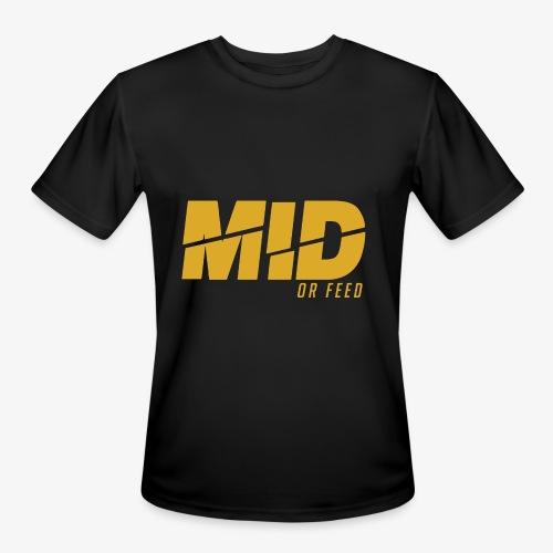 SPREADSHIRT TEMPLATE88888888 - Men's Moisture Wicking Performance T-Shirt