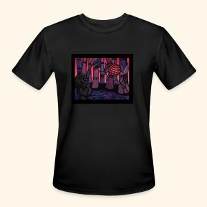 Up River - Men's Moisture Wicking Performance T-Shirt