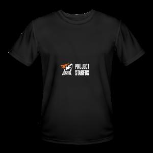 Project STARFOX Banner - Men's Moisture Wicking Performance T-Shirt