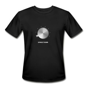 Spaceteam Dial - Men's Moisture Wicking Performance T-Shirt