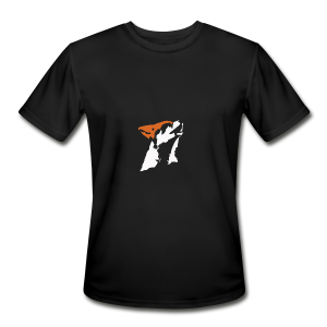 STARFOX Minimalist Logo - Men's Moisture Wicking Performance T-Shirt