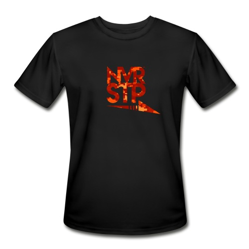 NVRSTP™ Limited Edition O.1 - Men's Moisture Wicking Performance T-Shirt