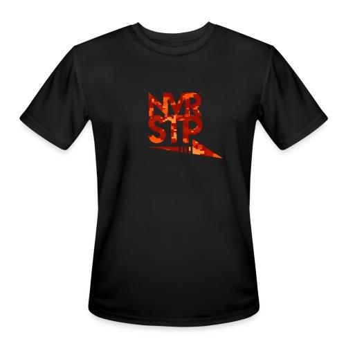 NVRSTP™ Limited Edition O.1 - Men's Moisture Wicking Performance T-Shirt